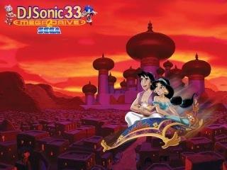 Aladdin (Rus Sega Genesis) прохождение HD и 3D