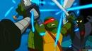Черепашки Ніндзя Нові Пригоди 2003 1 Сезон 1 Серія Великі Зміни Мультфільми Для Дітей