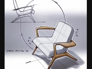 Lounge chairs on the brain