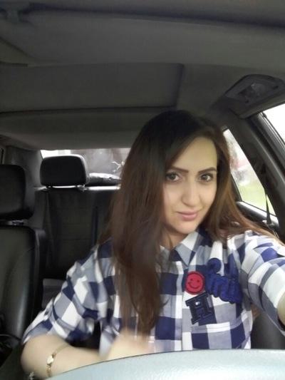 Кристина Нагапетян