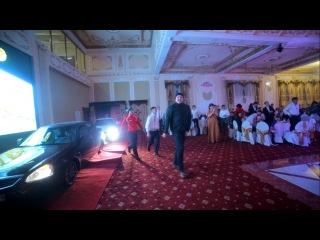 Флеш Моб на свадьбе, улётное поздравление от друзей