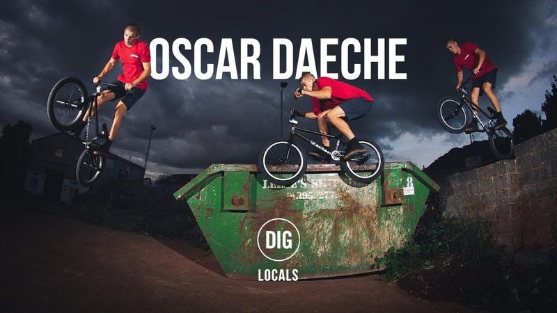 Oscar Daeche - DIG BMX 'Locals' 2018 insidebmx