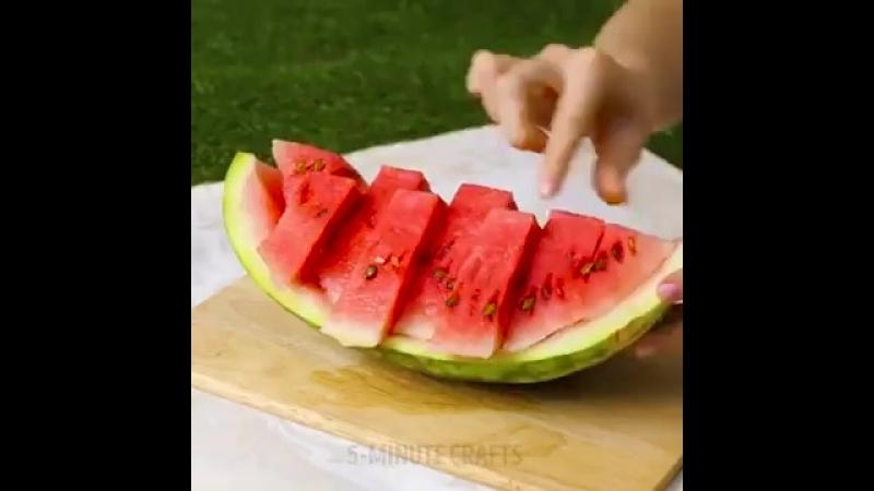 7 мгновенных сподручных методов почистить фрукты