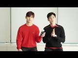 [ВИДЕО] 29/03/2018 Apple Music Japan послание Tohoshinki для промо New Chapter #1