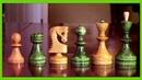 Wood Turn a Russian Chess Set