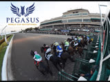 Pegasus World Cup Day. 2019