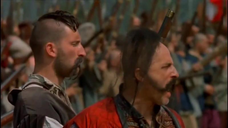 Марш Запорізьких козаків Вогнем і мечем