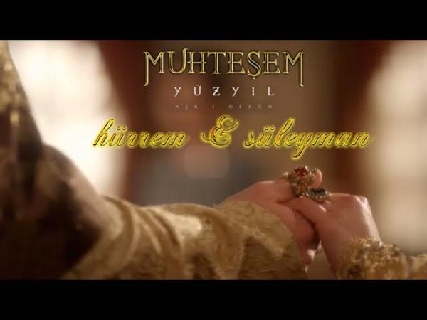 Hürrem Süleyman - Aşk-ı Derûn (HD)