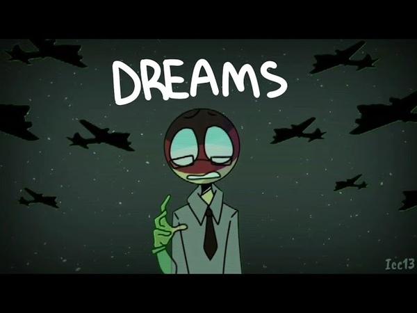 Dreams meme    country humans