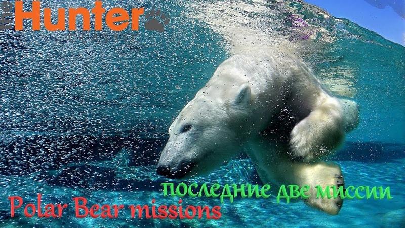 TheHunter Classic 41 Polar Bear missions part 3 Последние 2 миссии