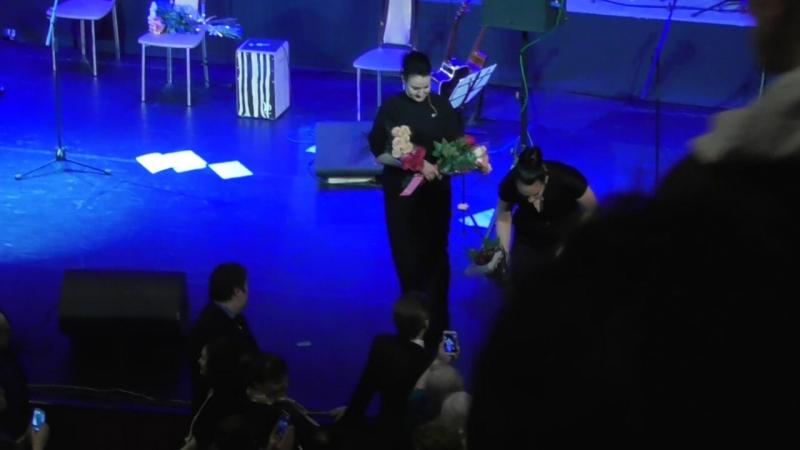 Елена Ваенга, Концерт в г.Пушкин 05.05.18 Антракт