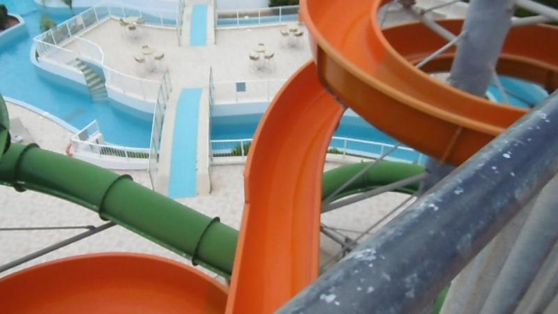 Кипр май Electra аквапарк