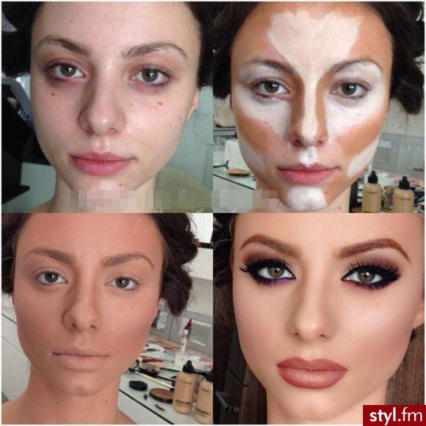Как сделать макияж в домашних условиях видео