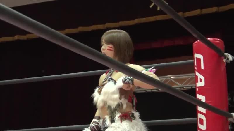 Maki Ito vs. Shoko Nakajima vs. Veda Scott - TJPW Tokyo Joshi 2019 Winter ~ High Score ~