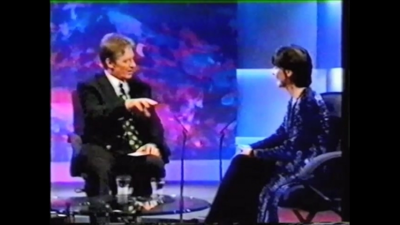 Enya - Interview, Only If Marble Halls (Kenny Live Show, 15.11.1997) Ireland