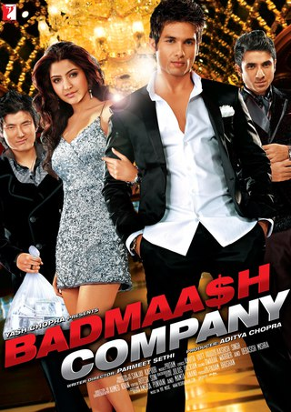 Badmaash Company (2010) Movie Poster