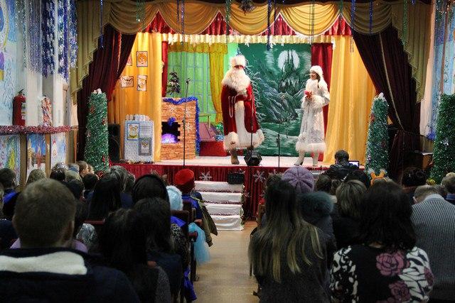 Новогодние приключения Деда Мороза и Снегурочки