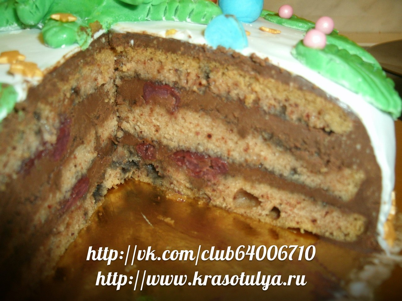Торт рецепт под мастику в домашних условиях с фото пошагово
