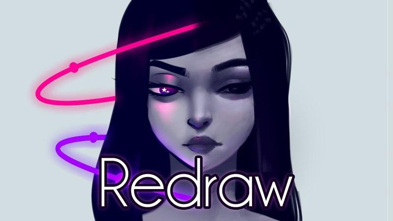 Speedpaint: Colour Redraw
