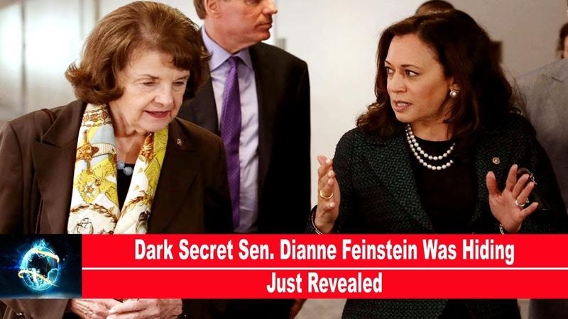 Dark Secret Sen. Dianne Feinstein Was Hiding Just Revealed(VIDEO)