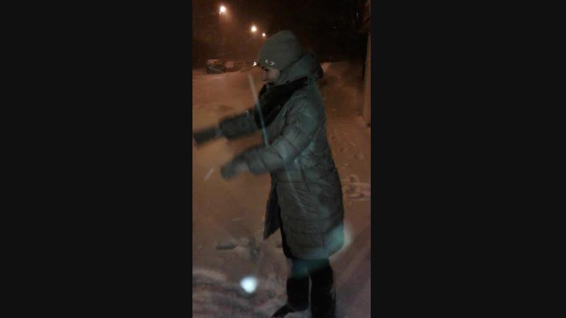 Снежный ангел😇