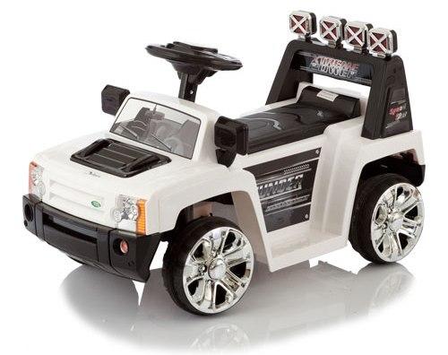 Электромобиль Jetem Rover (Жетем Ровер)