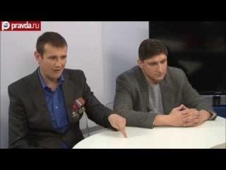 Морпех Отраковский Иван на Правда.ру по Украине часть 2