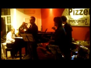 the chicken...french horn jazz and friends