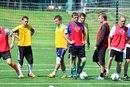 Тренировка в Полтаве