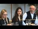 Halit Ergenc and Berguzar Korel special guests of the Ambassador of ARGENTINA in Turkey