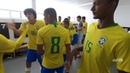 Bastidores da Seleção Brasileira Sub-20 1 x 0 México