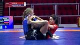 Round 2 Women's GP No-Gi - 71 kg M. LOSKA (POL) v. R. ANUFRIEVA TR (RUS)