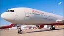 Новый лайнер Boeing 777-300 назвали Великим Новгородом