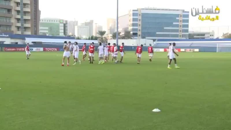 Кубок Азии-2019. Палестина. История аль-Бавлави