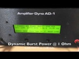 Skar Audio SK-4500.1D AMP DYNO TESTING - Certified / Uncertified / Dynamic (SMD AD-1)