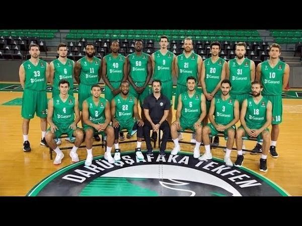 Team Profile Darussafaka Tekfen Istanbul
