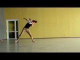 Alex Clare - Damn Your Eyes workshop by Rodion in Dside dance studio