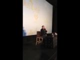 Борис Грачевский отвечает на вопросы ребят из Студии Ералаш Ростов-на-Дону