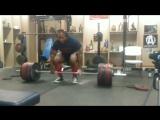 Шон Грин - тяга 410 кг
