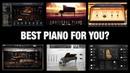11 Amazing Piano VSTs and Libraries (Sound Comparison)