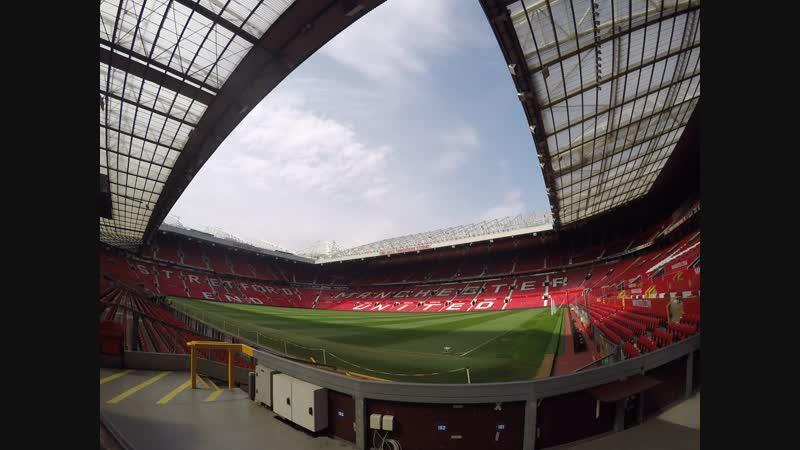 Old Trafford Timelapse