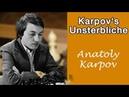 Karpov's Unsterbliche Linares 1994