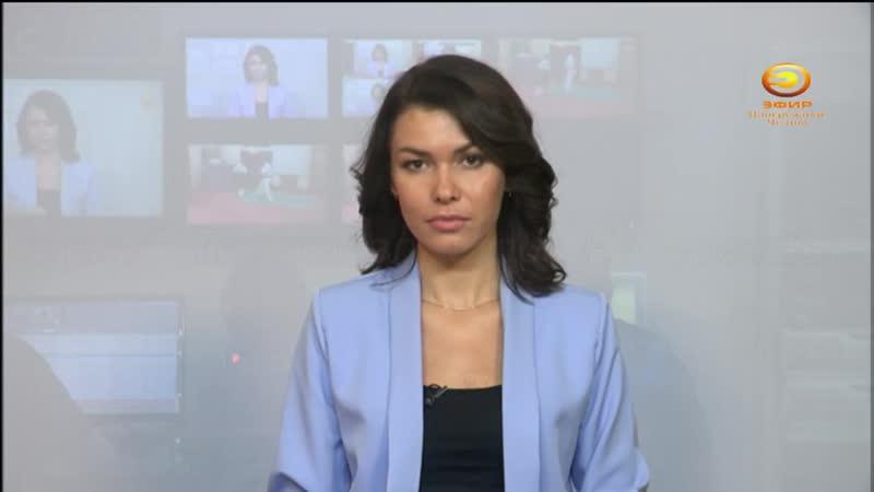 интервью моей красотки на ТНТ эфир Челны