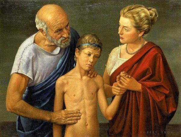 «Скажи мне, что ты ешь, и я скажу, чем ты болеешь» - Гиппократ (вегетарианец).
