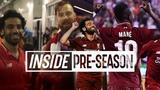 Inside Pre-Season: LFC 2-1 Man City | Salah, Sheamus and Trevor Noah in New Jersey