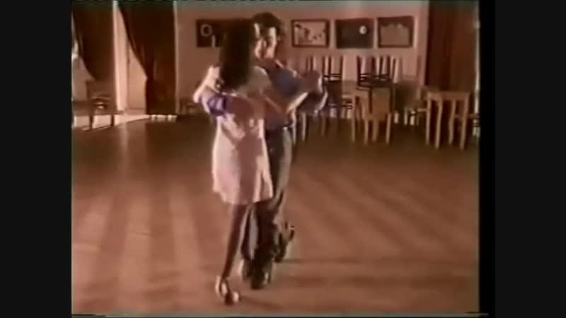 [Asi se baila milonga] - Pepito Avellaneda - Clase 4 ochitos de la mujer...