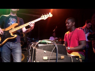 Snarky Puppy - LIVE in Dallas May 4th, 2013 PART 1