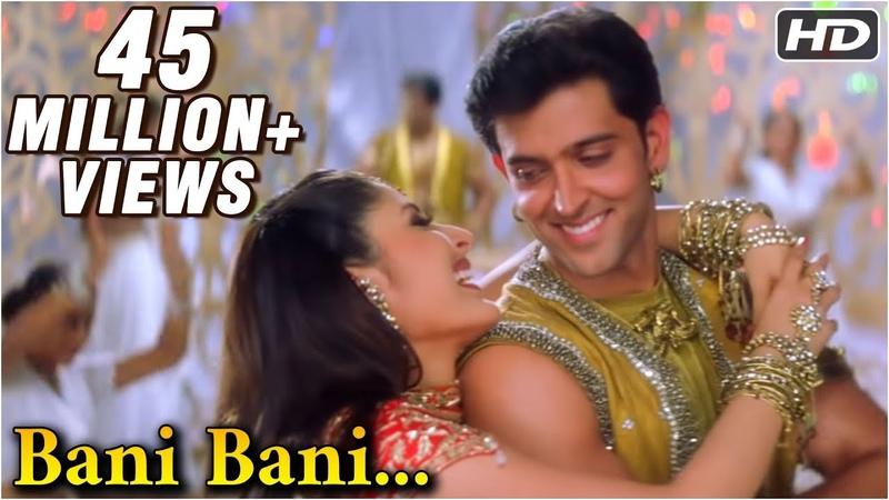 Bani Bani - Main Prem Ki Diwani Hoon - Kareena Kapoor, Hrithik Roshan Abhishek Bachchan