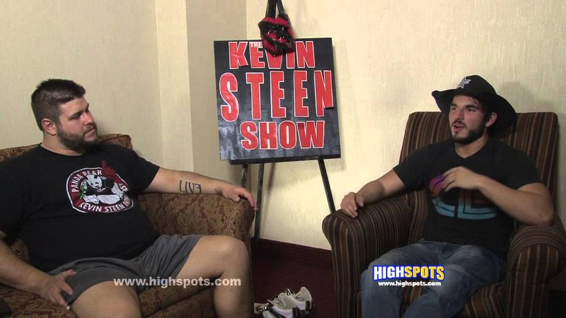 The Kevin Steen Show with Johnny Gargano Preview