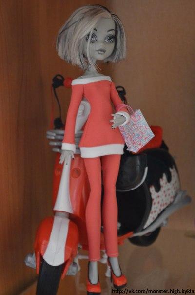 Одежда для кукол монстер хай своими руками выкройки